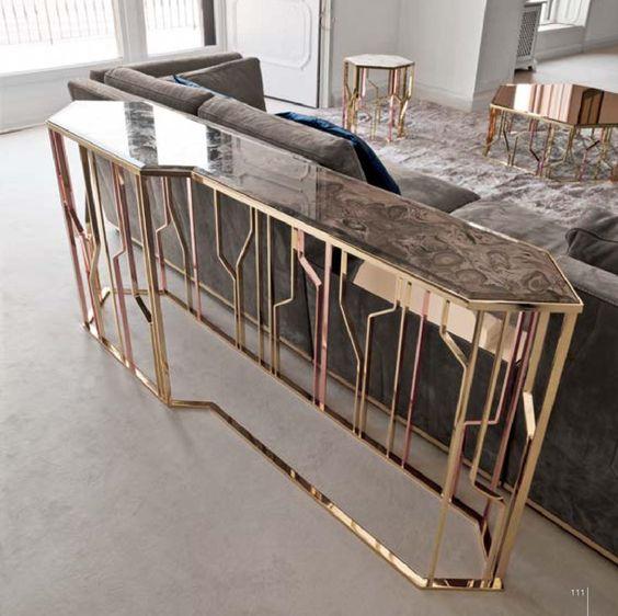 столик из оникса