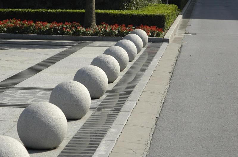 шары из гранита