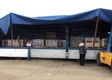 Поставка Покостовского гранита