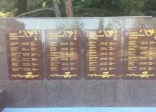 Завершение работ на мемориальном комплексе Холм Славы в Ялте