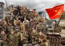 с 75-летием Победы!