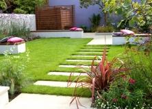 Камень для садовых дорожек